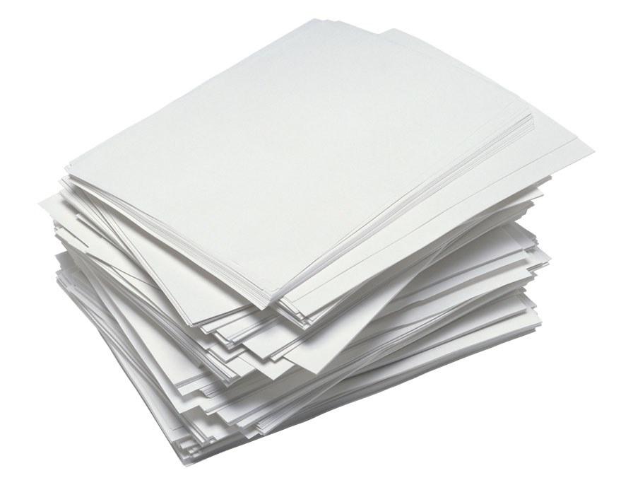 Резка бумаги и картона