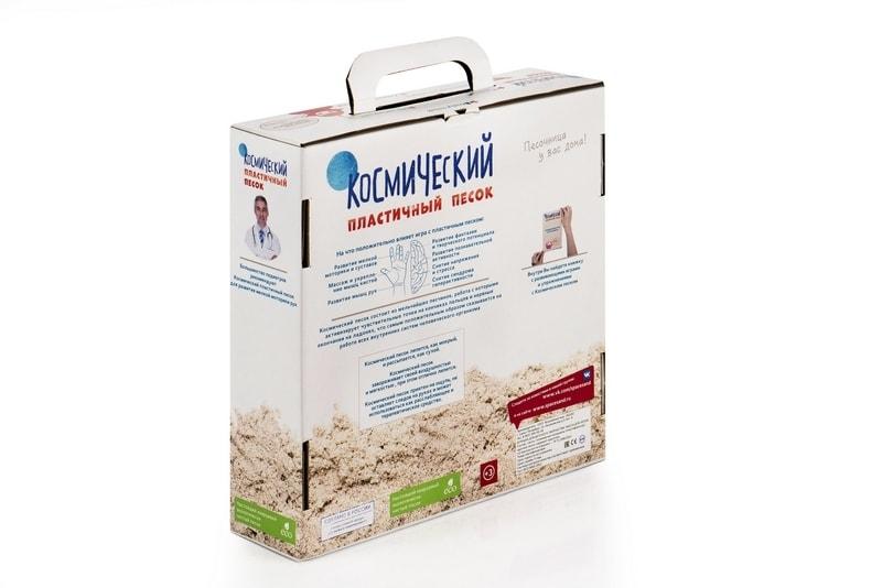 Коробка для детского песка