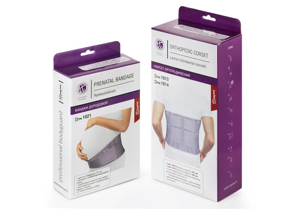Упаковка для медицинских изделий