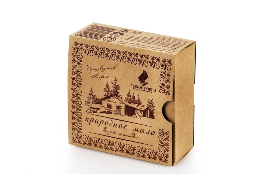 Упаковка коробки для косметики