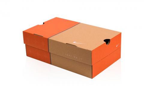 Коробка для обуви типа шкатулка