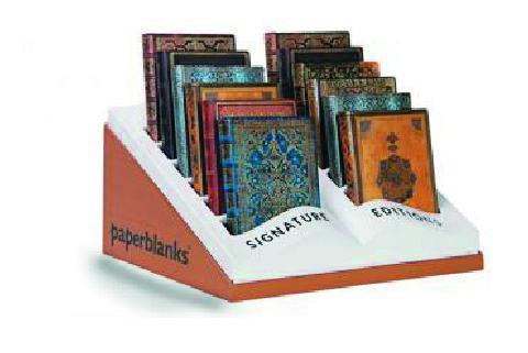 Рекламный стенд для книги