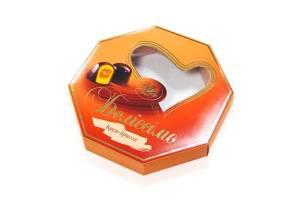Упаковка для шоколадных конфет
