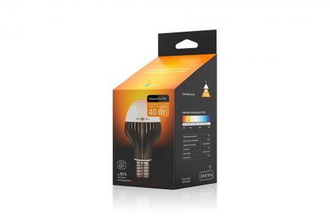 Упаковка для лампочек