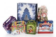 Сувенирная, новогодняя и подарочная упаковка
