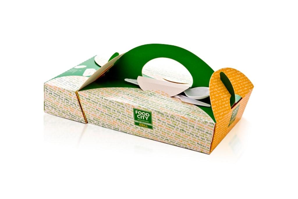 Упаковка для набора для пикника