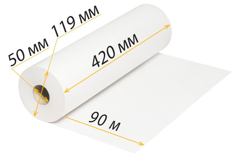 Бумага А2 90м