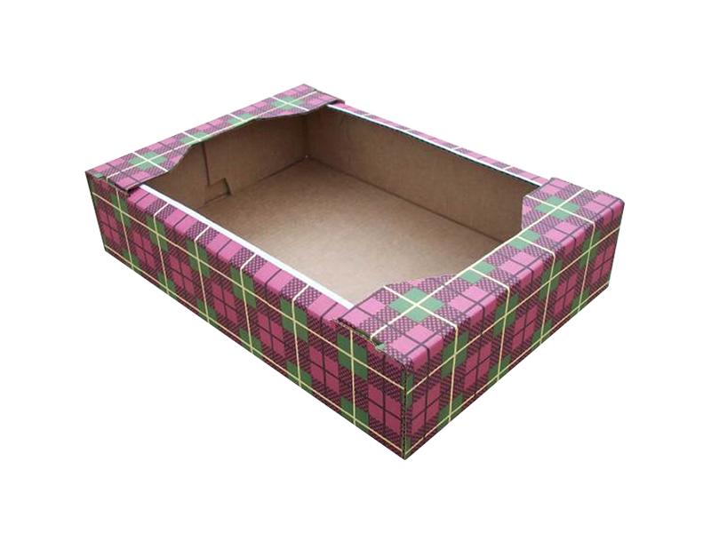 коробка конструкции поддон
