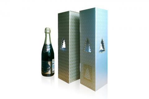 Коробка для шампанского
