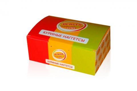 Упаковка для нагетсов