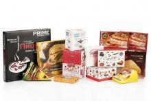 Упаковка для пищевой и алкогольной продукции