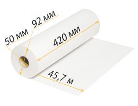 Бумага А2 45,7м