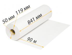 Бумага А0 - 90 метров